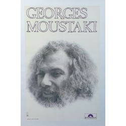 Georges Moustaki.40x60