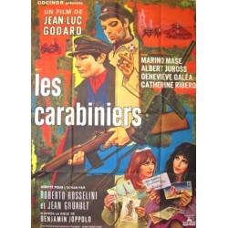 Carabiniers (les) 120x160