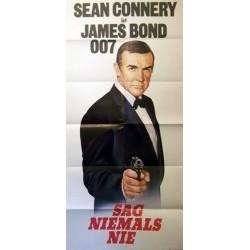 Sean connery ist james bond jamais plus jamais 84x177
