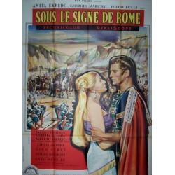 Sous le signe de rome 120x160