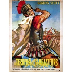 Terreur des gladiateurs (la) 60x80