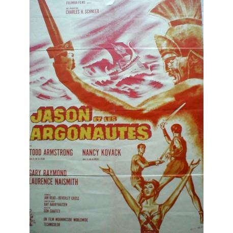 Jason et les argonautes 60x80