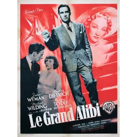 Grand alibi (le) 60x80
