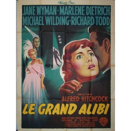 Grand alibi (le) 120x160