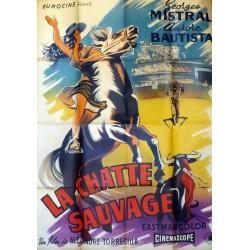 Chatte sauvage (la) 120x160