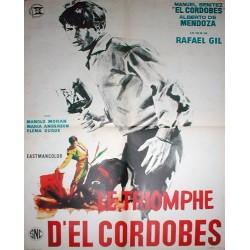 Triomphe del cordobes (le) 60x80