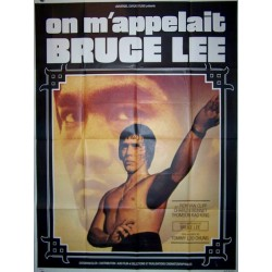 On mappelait bruce lee 120x160