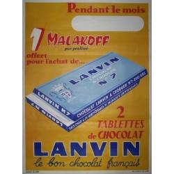Chocolat lanvin 120x160