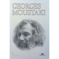 Georges Moustaki.40x60