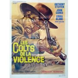 Colts de la violence (les).60x80