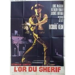 Or du sherif (l').120x160