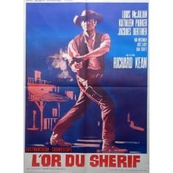 Or du sherif (l').60x80