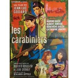 Carabiniers (les) 60x80