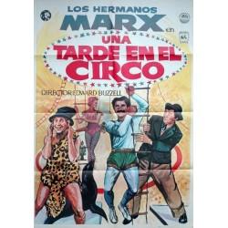 Un jour au cirque.70x100