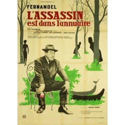Assassin est dans l'annuaire (L').120x160