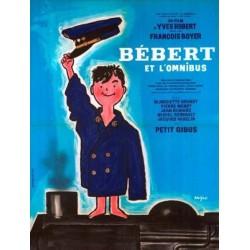 Bebert et l'omnibus.60x80