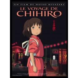 Voyage de Chihiro (Le).40x60