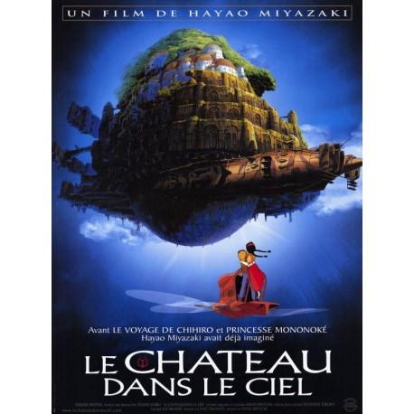 Château dans le ciel (Le).40x60