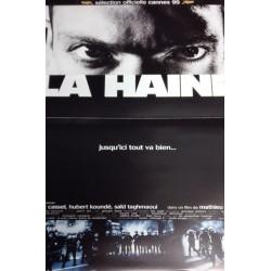 Haine (La).40x60