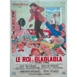 Roi du blablabla (Le).60x80