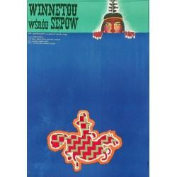 Winnetou parmis les vautours.58x82