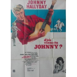 D'ou viens tu Johnny.120x160