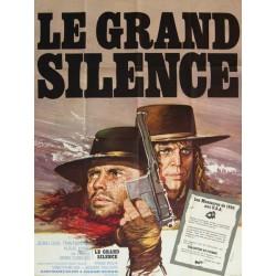 Grand silence (le) 40x60