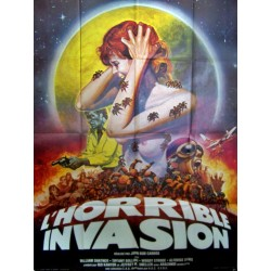 Horrible invasion (L').120x160