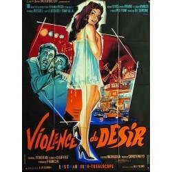 Violence du désir.120x160