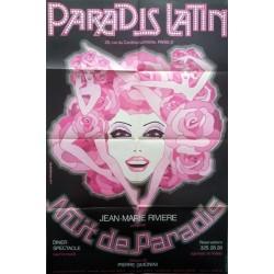 Paradis Latin.80x120