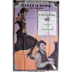 Harlem swing Fats Waller.100x150