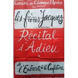 Frêres Jacques (Les).100x150