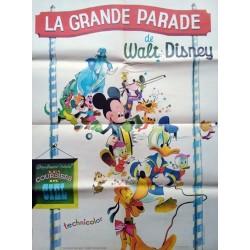Grande parade de Walt Disney (La).60x80