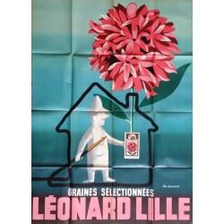 Léonard Lille graines sélectionnées.120x160