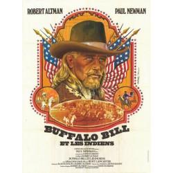 Buffalo bille et les indiens.120x160