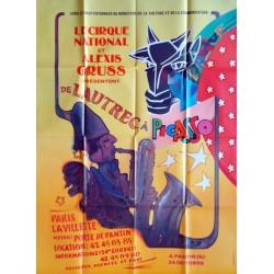 Cirque national Alexis Gruss de Lautrec à Picasso.120x160