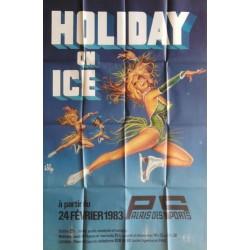 Holiday on ice.100x150