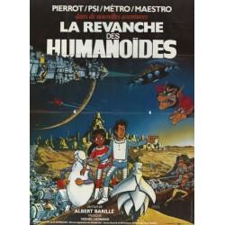 Revanche des humanoïde (La).120x160