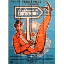 Chômeur de Clochemerle (Le).120x160
