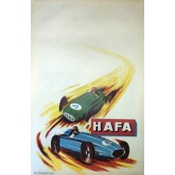 Huile Hafa.40x60