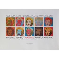 Marilyn Monroe Andy Warhol.90x65