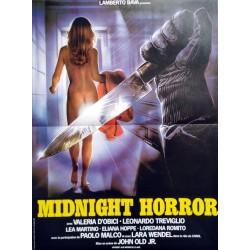 Midnight horror.40x60
