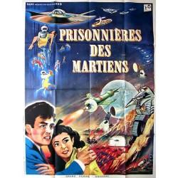 Prisonnieres des martiens 120x160