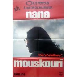 Nana Mouskouri.80x120