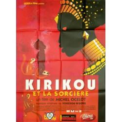 Kirikou et la sorcière.120x160
