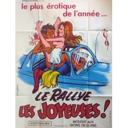 Rallye les joyeuses (Le).120x160