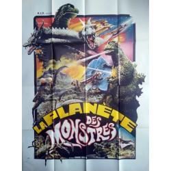 Planète des monstres (La).120x160