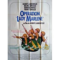 Opération lady Marlene.120x160