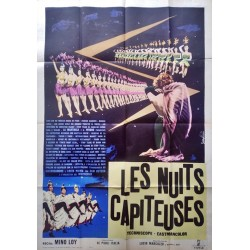 Nuits capiteuses.100x140