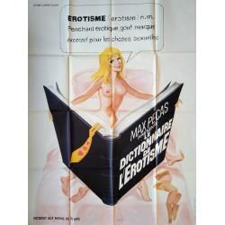 Dictionnaire de l'érotisme.120x160